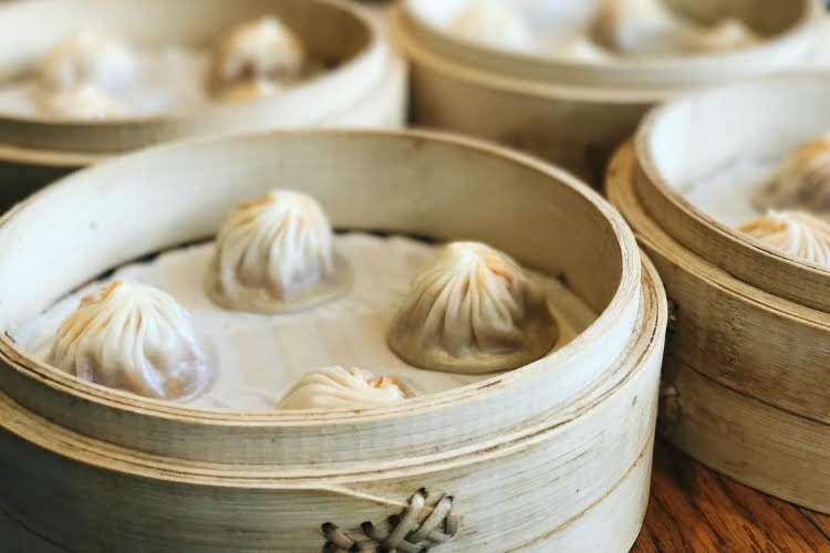 Din Tai Fung Covent Garden  London Gets WorldFamous