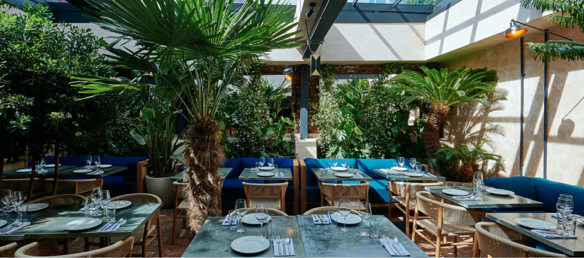 Gold  A smartly bohemian Notting Hill restaurant with a