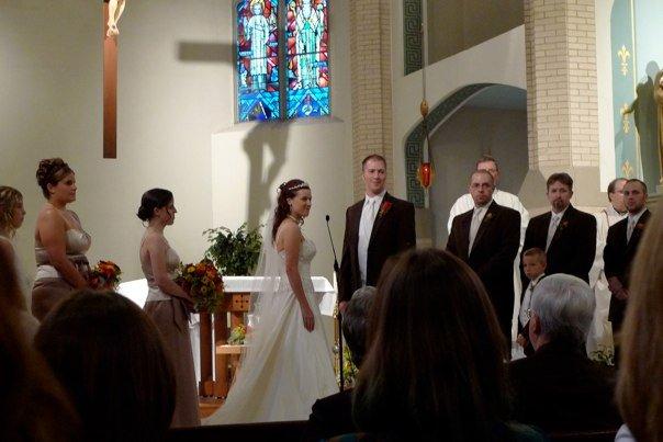 Debbie and Steve's wedding