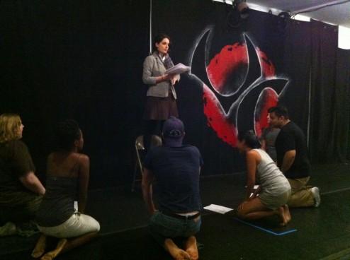 Rehearsal for Google Rising
