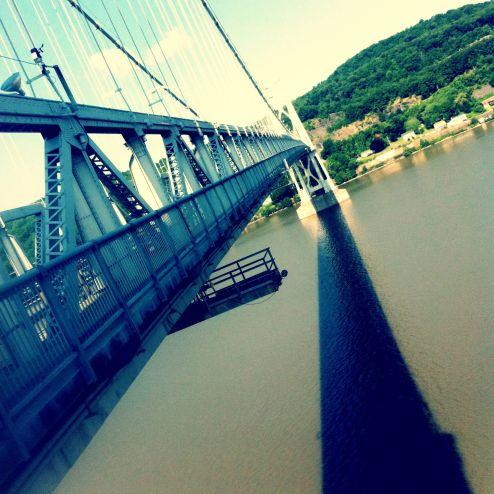 FDR Hudson Bridge - Poughkeepsie, NY