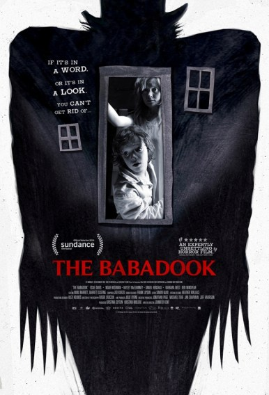 The Babadook - best horror movie