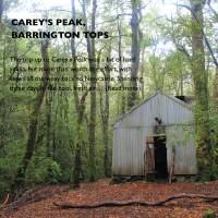 Carey's Peak, Barrington Tops