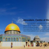 Jerusalem, Centre of His Kingdom
