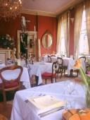 Beautiful decor @ First Floor restaurant, Portobello, London