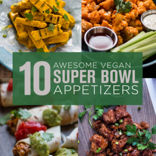 10 Easy & Awesome Super Bowl Appetizers