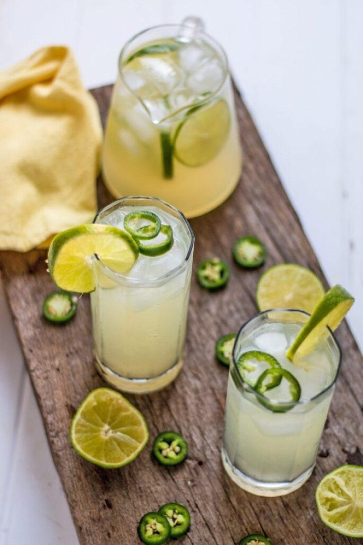 Jalapeno Limeade Cinco de Mayo