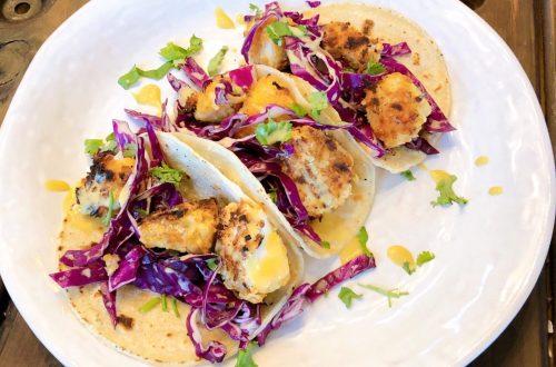 Paleo Fish Tacos