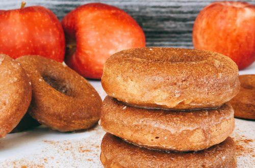 gluten free apple cider donut