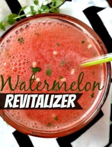 Watermelon Revitalizer