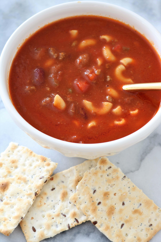 Favorite Crock-pot Chili