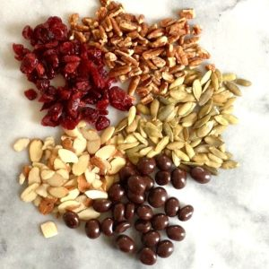 5 Reasons to Eat Nuts + Energy Snack Mix