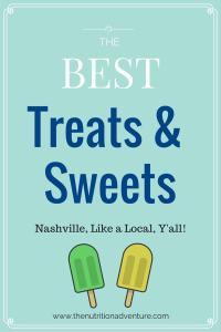 Nashville: Treats & Sweets