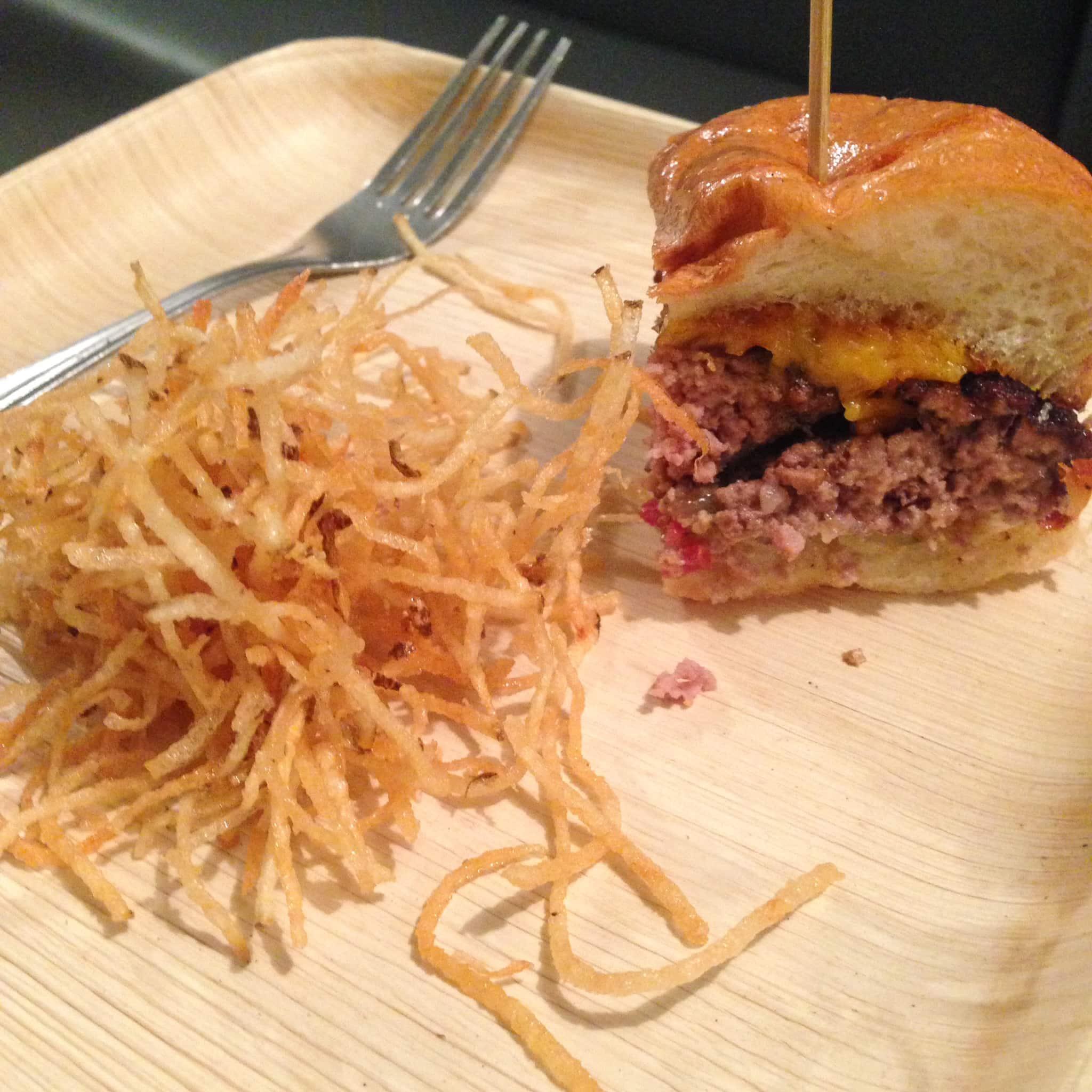 Edgehill burger