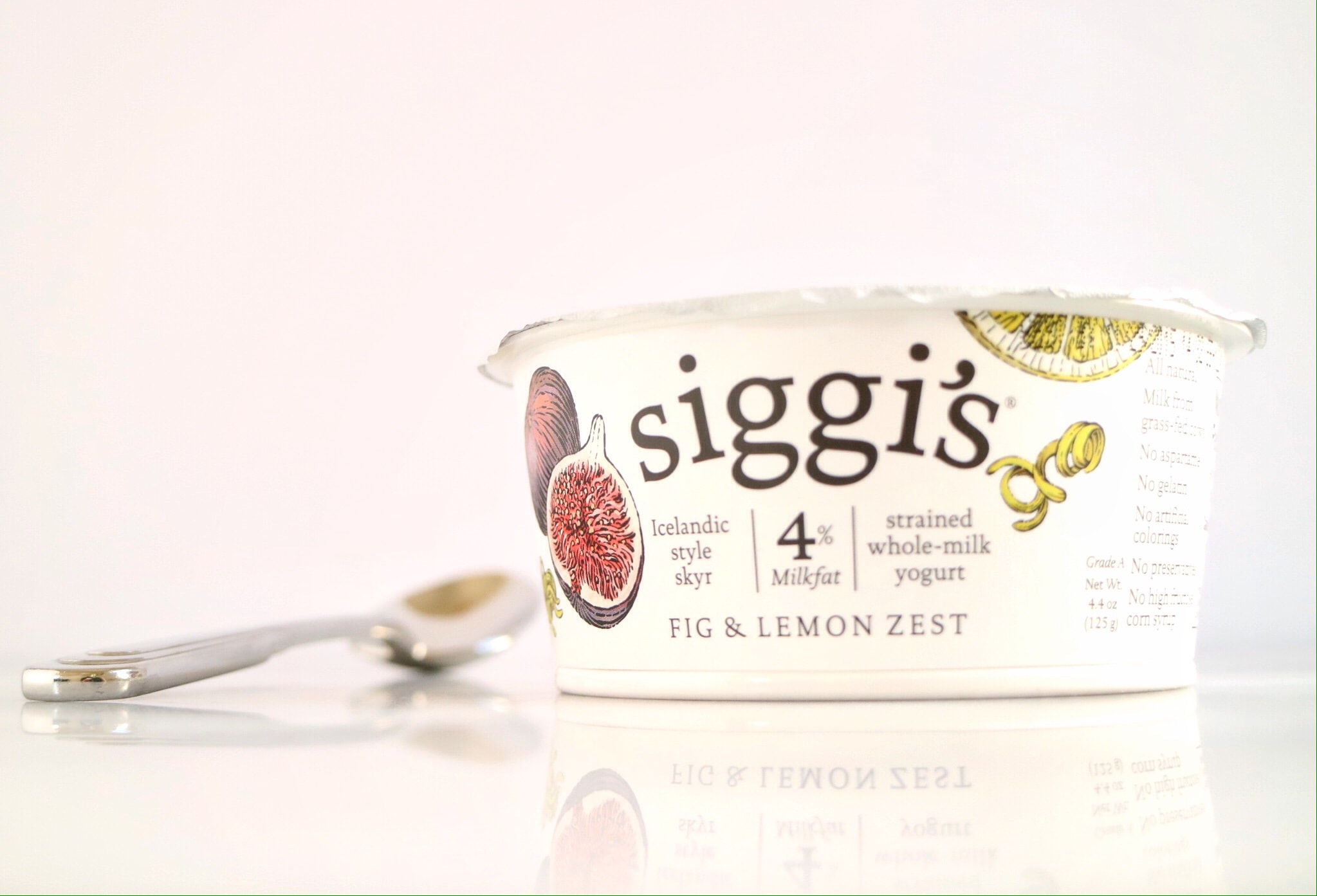Fig & Lemon siggi's