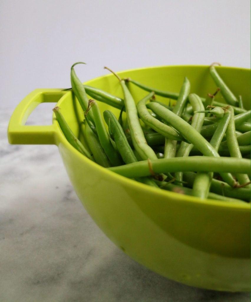 Green Beans with Pecans, Cranberries & Parmesan   The Nutrition Adventure