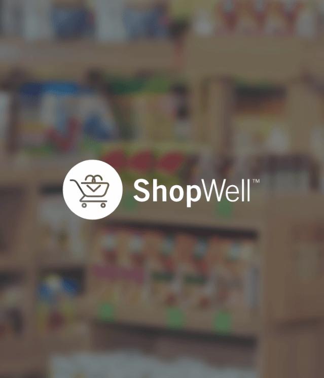 ShopWell app