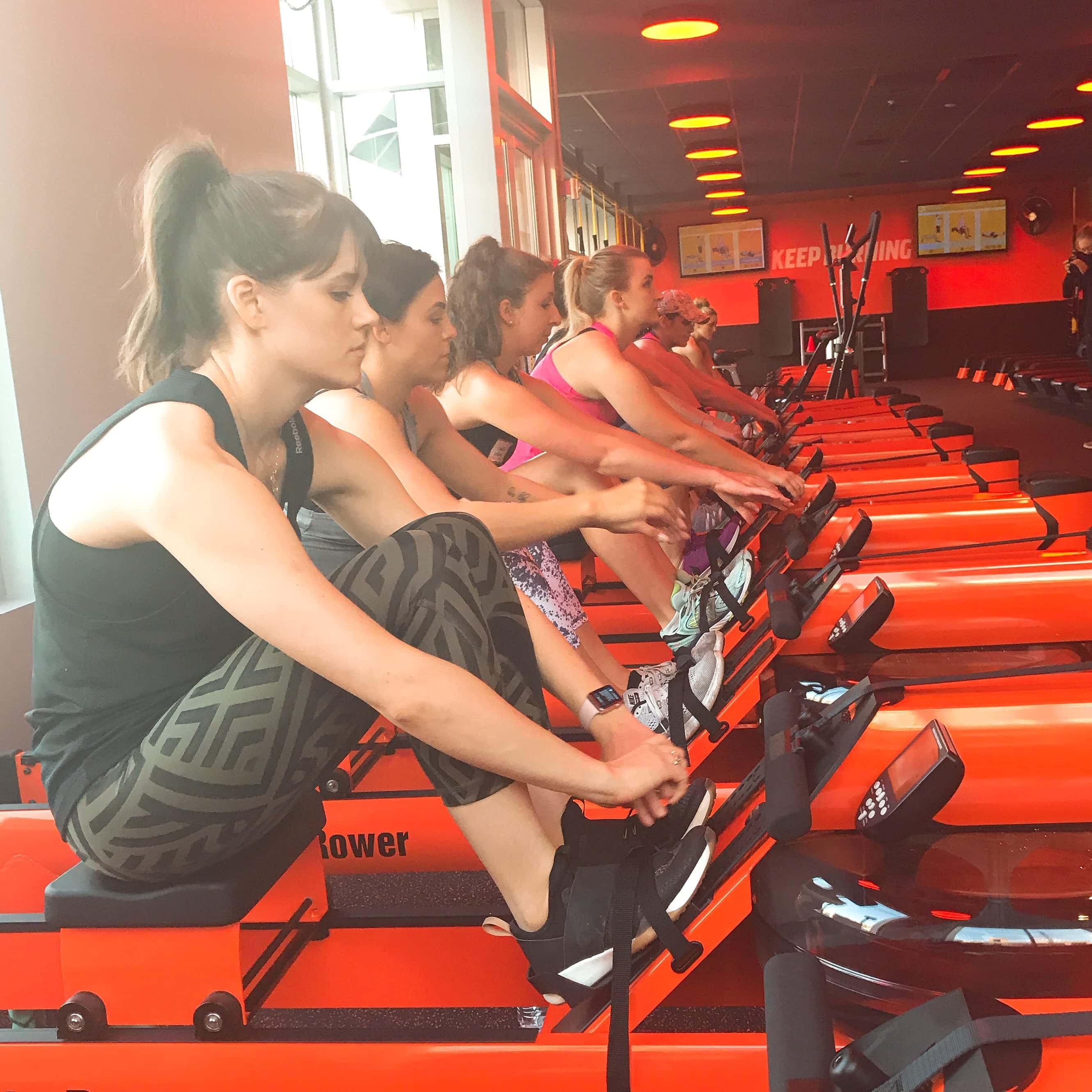 This Week's Nutrition Adventures! OrangeTheory Fitness | The Nutrition Adventure