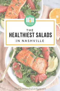 Healthiest Salads in Nashville