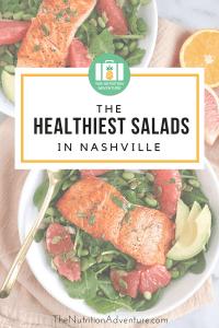 Healthiest Salads in Nashville