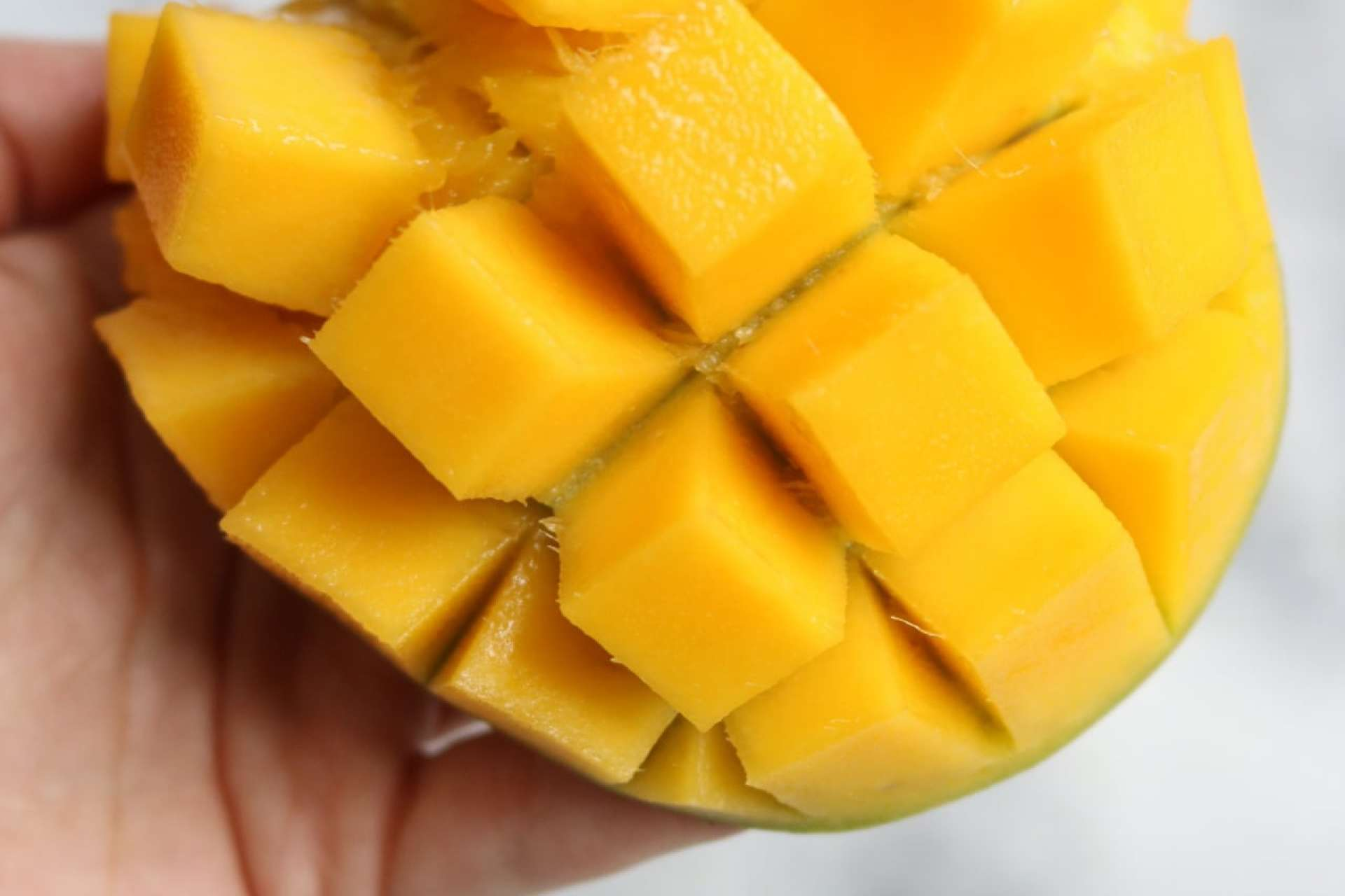 Ricotta Mango Basil Parfaits | The Nutrition Adventure