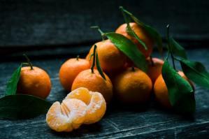 vitamin C from oranges