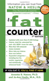 Fat & Cholesterol front -160