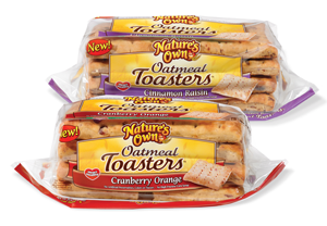 Oatmeal Toasters 300