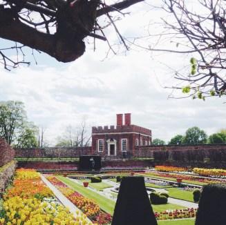 Hampton Court, May 2016