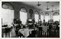 Restaurant, pre-war