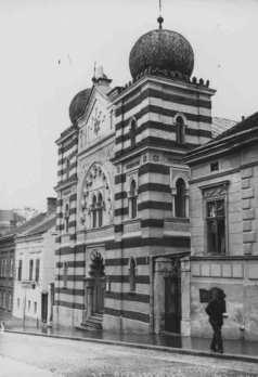Bet Israel Synagogue