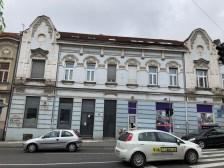 Building in Karadjordjeva, Zemun