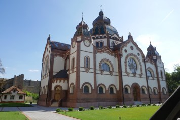 Subotica Synagogue (Marcell Komor and Dezső Jakab)