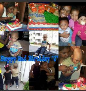 His 2yr Bday Party!