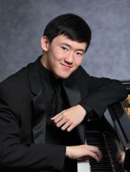 MELVIN STECHER AND NORMAN HOROWITZ FIRST PRIZE ONE-PIANO, FOUR HANDS ENSEMBLE Max Ma, Age 17 Country of Birth: United States Residence: Newcastle, Washington
