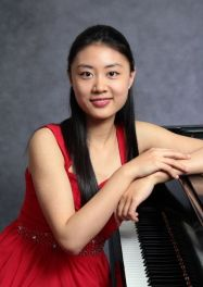 THIRD PRIZE Yilin Liu, Age 19 Country of Birth: China Residence: San Francisco, CA Cash Award of $3,000 Concert and Recital Appearances