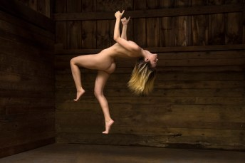 """Two Thumbs Up"" Model: Olivia Preston"