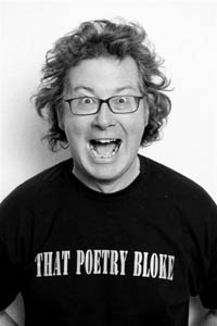 Craig Bradley – That Poetry Bloke