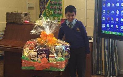 Easter Chocolate Hamper – Winner!