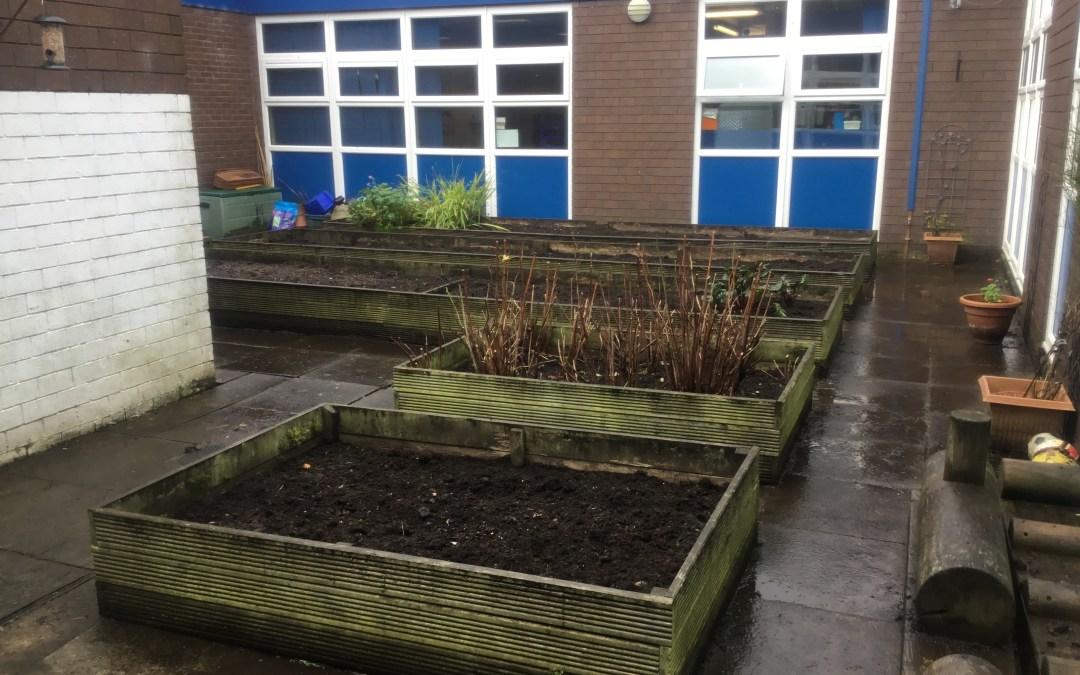 Garden Clear Up!