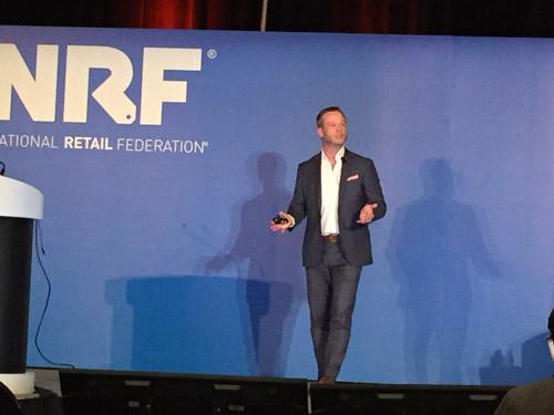 Jim Ingram Splashlight National Retail Federation big show