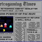 Retro Gaming Times, Issue 15, July 2018