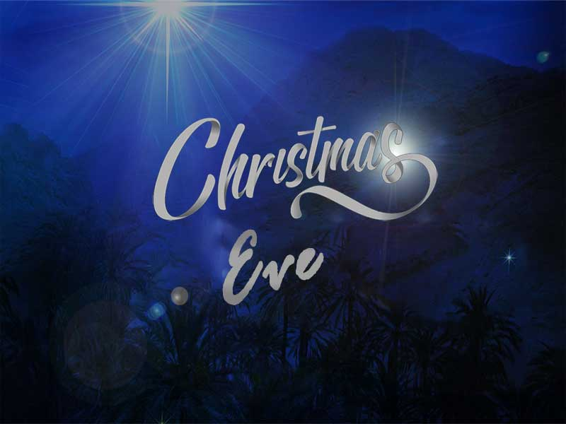 Christmas Eve Online Worship