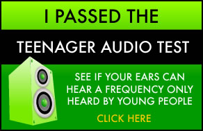The Teenager Audio Test - Can you hear this sound?