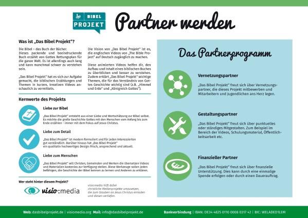Partner Paper Bibelprojekt A4