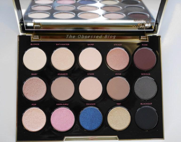 UD Gwen Stefani Shadow palette1