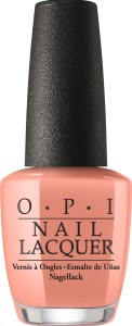 OPI Nail Lacquer in Barking Up the Wrong Sequoia