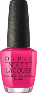 OPI Nail Lacquer in GPS I Love You