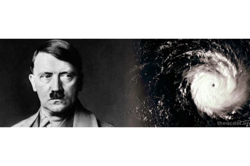 #15 Suffering: Hitler and the Hurricane