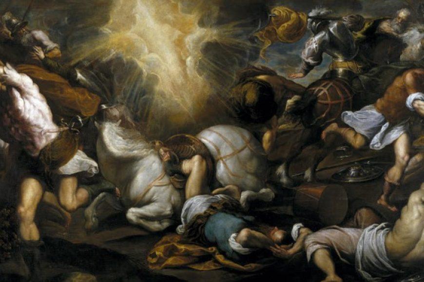 If Saul Met Paul